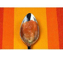 Grapefruit Rosé Photographic Print