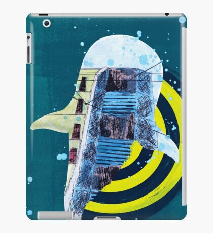 terra incognita iPad Case/Skin