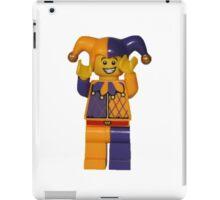 LEGO Jester iPad Case/Skin