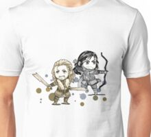 Fili and Kili Chibi Unisex T-Shirt