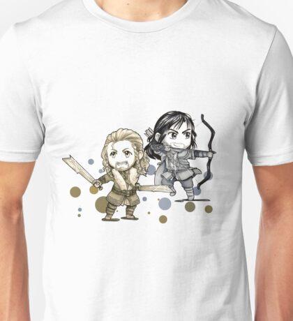 Fili and Kili Chibi Unisex T-Shirt