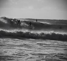 Two 4 the Wave by Jason Lee Jodoin