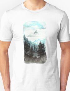 Surveying the slopes  T-Shirt
