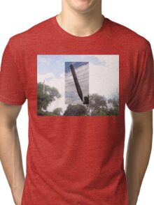 air fence Tri-blend T-Shirt