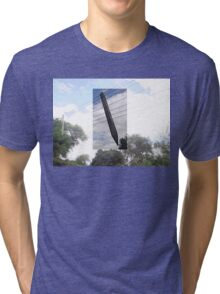 air fence Tri-blend T-Shirt