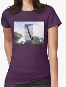 air fence Womens Fitted T-Shirt