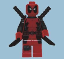 LEGO Deadpool Kids Clothes