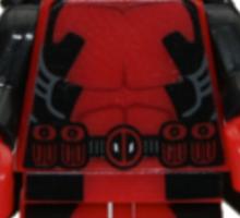 LEGO Deadpool Sticker