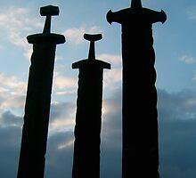 Giants war by Raginmund
