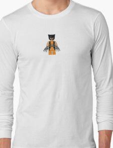 LEGO Wolverine Long Sleeve T-Shirt