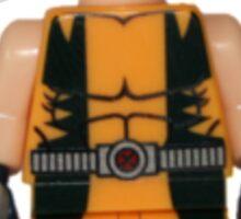 LEGO Wolverine Sticker