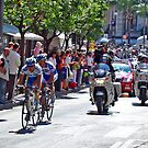 Giro D'Italia at Sorrento by longaray2