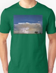 Springtime Thunderstorm On the Colorado Plains T-Shirt
