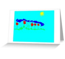 ToDay Greeting Card