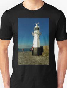 Harbour Lighthouse, Mevagissey T-Shirt