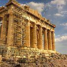 The Parthenon by Tom Gomez