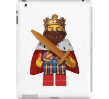 LEGO King iPad Case/Skin