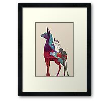 The Last Unicorn Framed Print