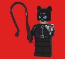 LEGO Catwoman Baby Tee