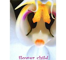 Flower Child  Photographic Print