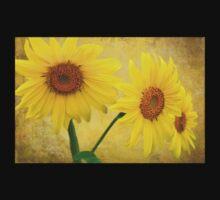 Sunflower Trio T-Shirt