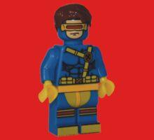 LEGO Cyclops One Piece - Short Sleeve