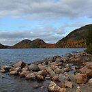 'The Bubbles, From Jordan Pond' by Scott Bricker
