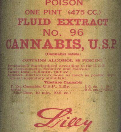 Cannabis #96 Sticker