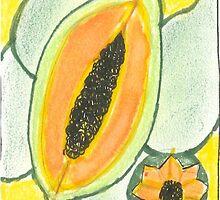 La Papaya by sajelosangeles