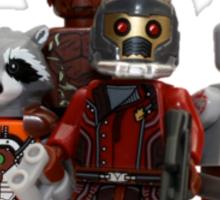 LEGO Guardians of the Galaxy Sticker