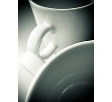 Cups Photographic Print