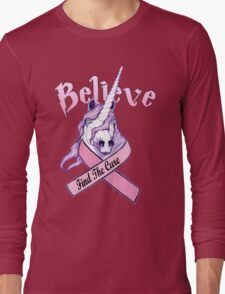 Breast Cancer Shirt Long Sleeve T-Shirt