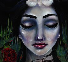 The Black Dahlia by KimTurner