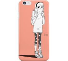 first day of school iPhone Case/Skin