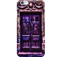 Old European Door Fine Art Print iPhone Case/Skin