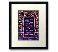 Old European Door Fine Art Print Framed Print