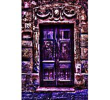 Old European Door Fine Art Print Photographic Print