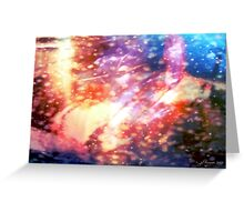 Elemental Desires Greeting Card