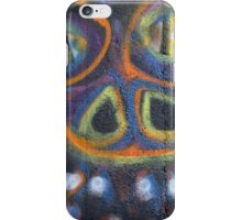 Graffiti Wall Art Photography - Smile iPhone Case/Skin