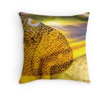 Sins of the River Throw Pillow