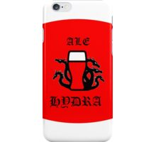 Ale Hydra iPhone Case/Skin