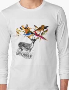 DEER BIRDY Long Sleeve T-Shirt
