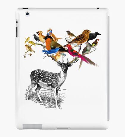 DEER BIRDY iPad Case/Skin