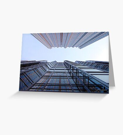 Waiting for Superman Greeting Card