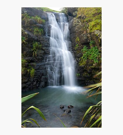 Unnamed waterfall Photographic Print