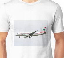 Middle Eastern Airlines Airbus Unisex T-Shirt