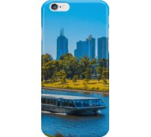 A Cruise Up the Yarra iPhone Case/Skin