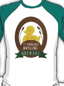 The Snuggly Duckling Brewery T-Shirt