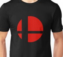 Smash Bros. Logo Unisex T-Shirt