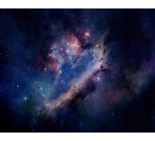 typical galaxy Photographic Print
